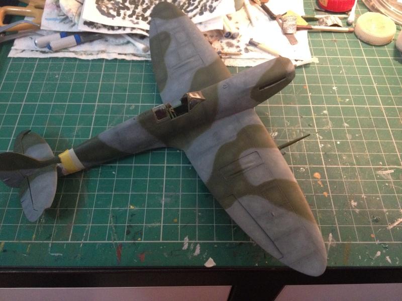 Spitfire IX [ICM] 1:48e (Projet AA) - Page 8 Img_4314