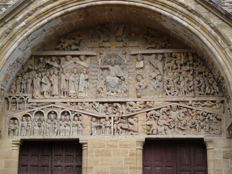 Héritage islamique en occident  dans l'architecture médievale. 1280px10