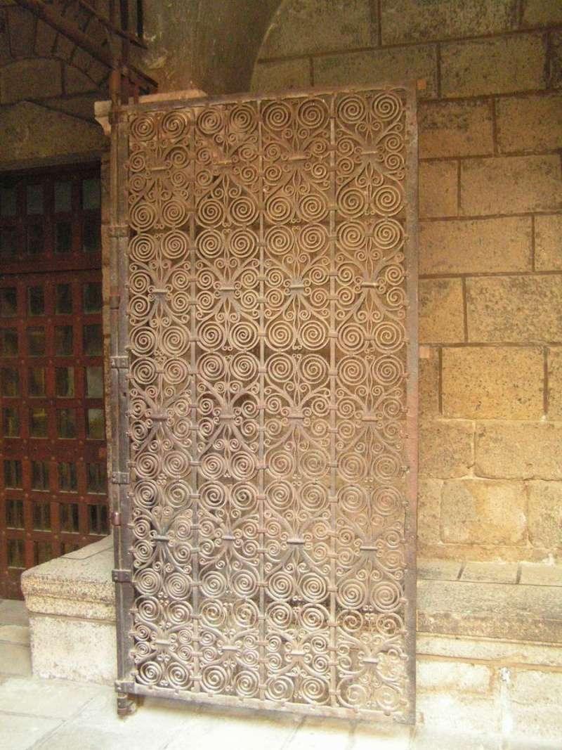 Héritage islamique en occident  dans l'architecture médievale. Le20pu10