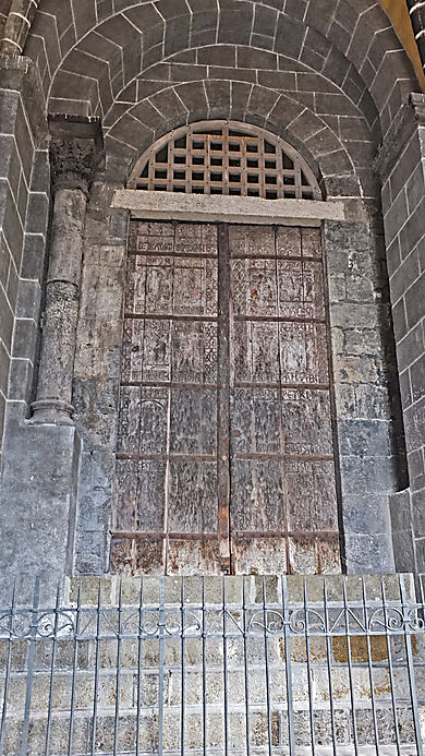Héritage islamique en occident  dans l'architecture médievale. Les_po10
