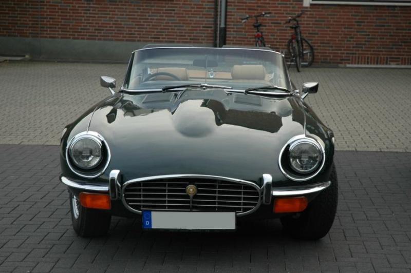 Jaguar E Type Et210