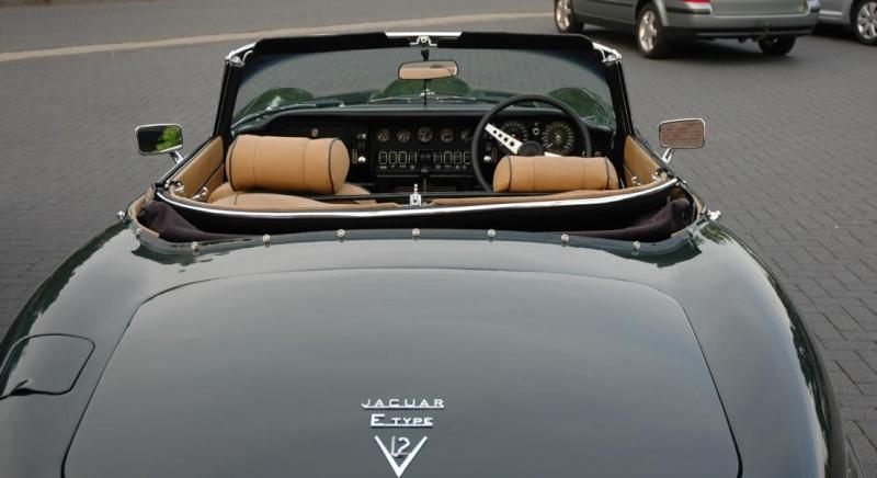 Jaguar E Type Et410