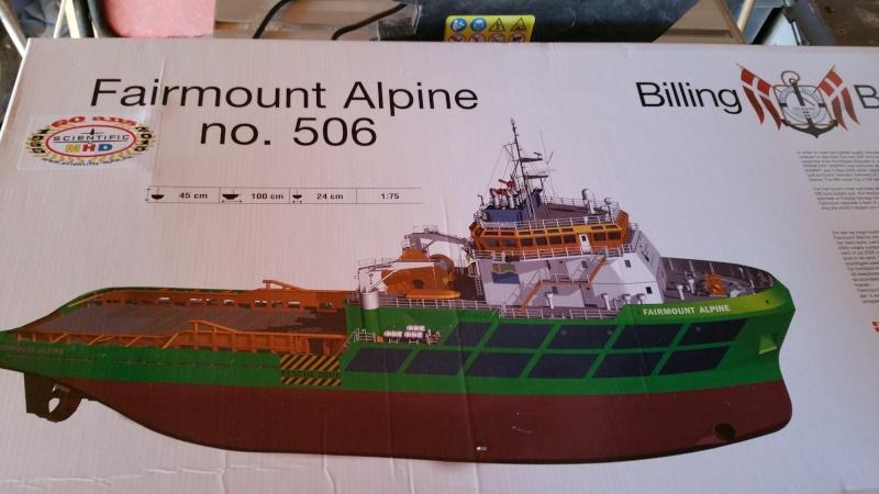 fairmount alpine remorqueur de haute mer 1/75  20151011