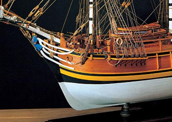 """Présentation du kit Bounty de Marine Models Company inc au 5/32""""  - Page 2 38000410"""