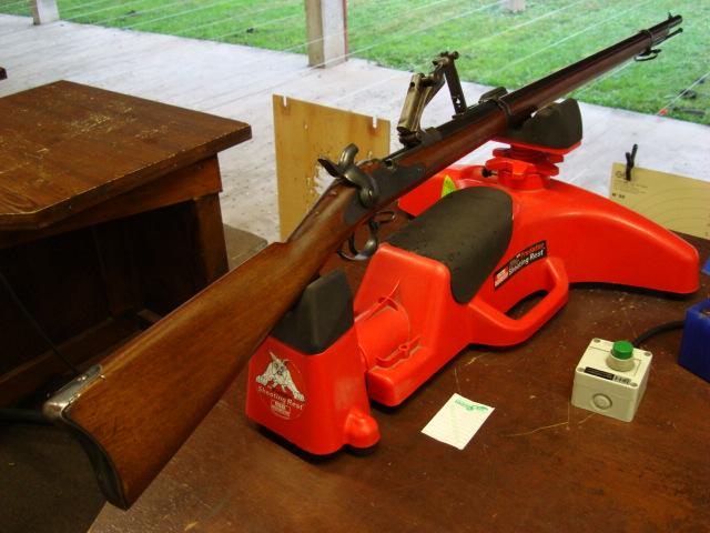 Essais, tirs, et comparatif de fusils réglementaires à cartouche poudre noire - Page 5 Dsc01624