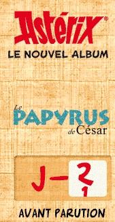 Tome 36 - Le Papyrus de César - 22 Octobre 2015 - Page 3 Sans_t13