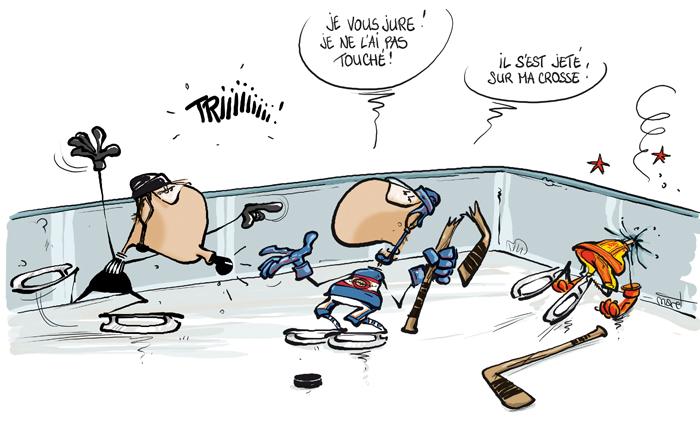Vive le sport(surtout quand il nous fait rire) - Page 3 Fragim10