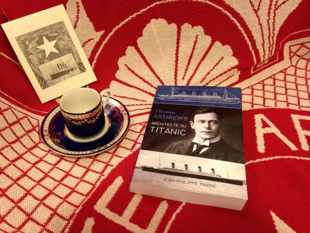 Thomas Andrews : Architecte du Titanic [livre] Img_1414
