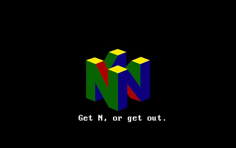 La N64, la console boudée?  - Page 2 7fda9e10