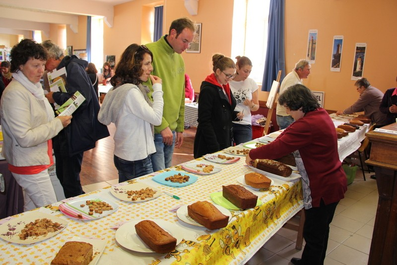 Fête de la Pomme, du Miel et des Champignons 2015 Pommes15