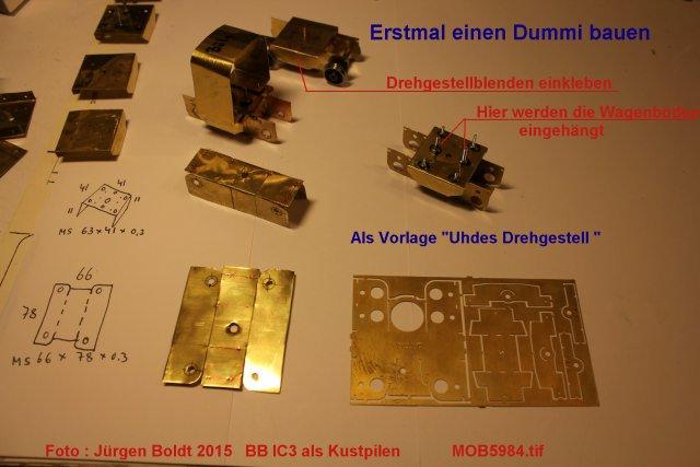 DSB mal was modernes - die Gummischnauze Mob59810