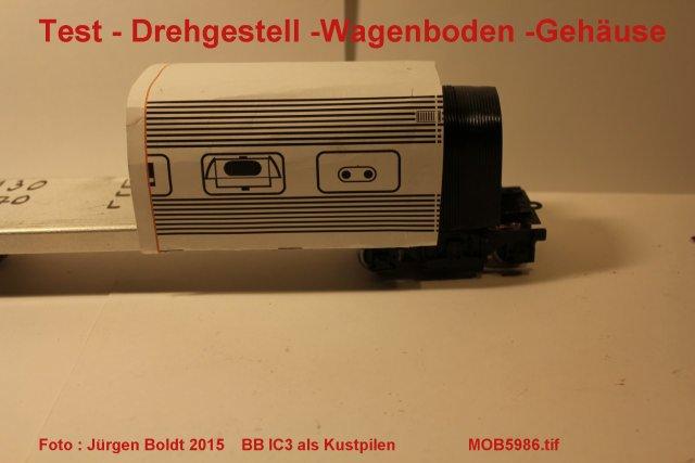 DSB mal was modernes - die Gummischnauze Mob59811