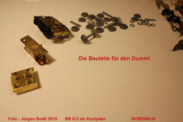 DSB mal was modernes - die Gummischnauze Mob59911