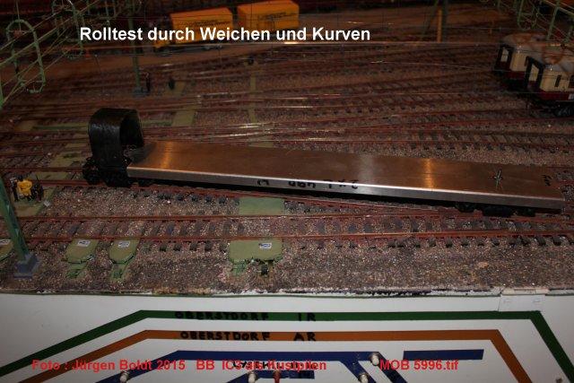 DSB mal was modernes - die Gummischnauze Mob59914