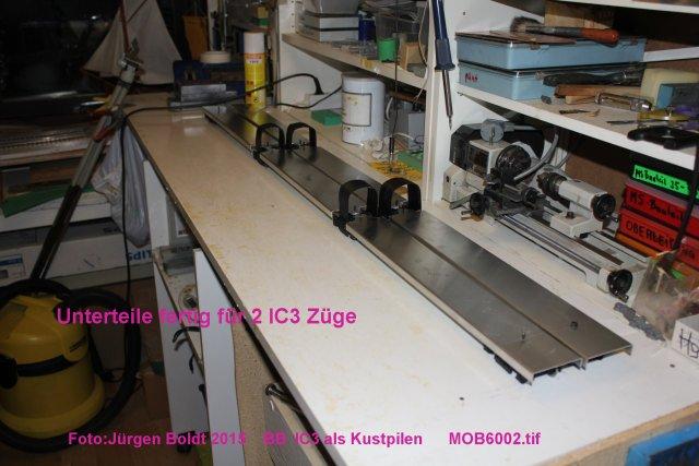 DSB mal was modernes - die Gummischnauze Mob60011