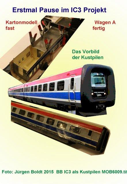 DSB mal was modernes - die Gummischnauze Mob60014
