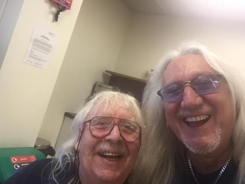 Uriah Heep en concert avec 2 invités ... de choix! 12046610