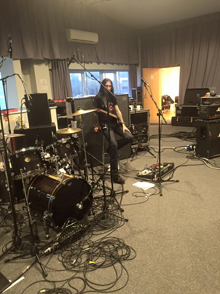 Uriah Heep en concert avec 2 invités ... de choix! 12108910