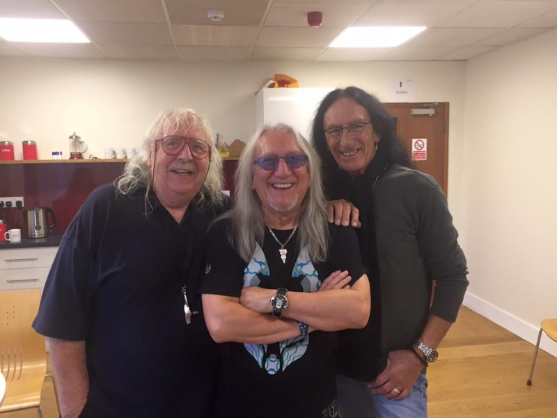 Uriah Heep en concert avec 2 invités ... de choix! 12118811