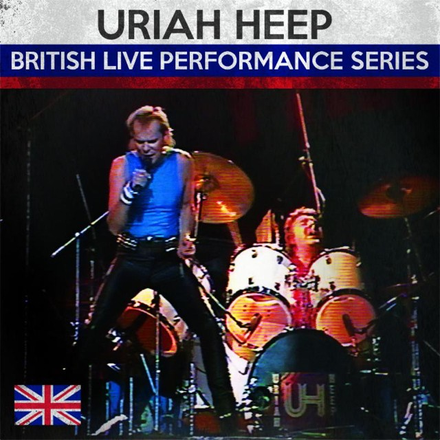 The British Live Performance Series Uriahh10