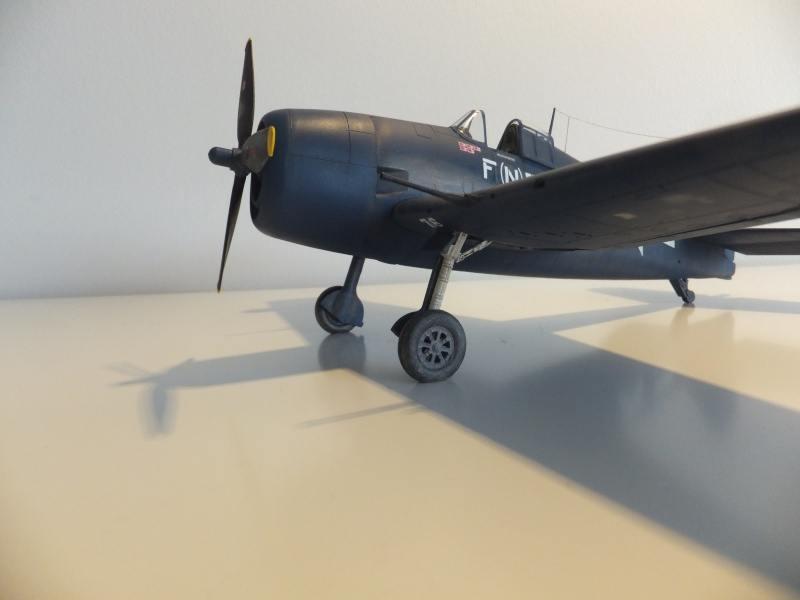 Hellcat F6F 5N Eduard 1/48 par PascalB 0041010