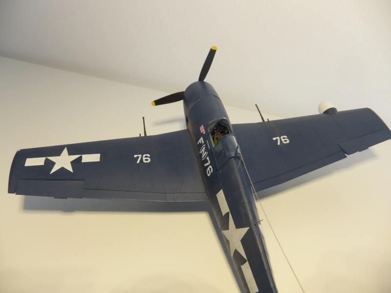 Hellcat F6F 5N Eduard 1/48 par PascalB 0081010