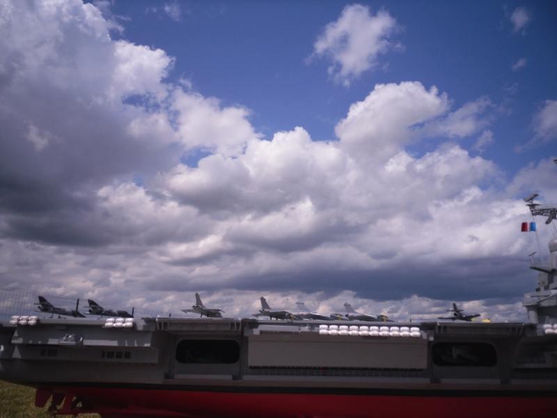 Porte avion Charles de Gaulle Heller 1/400 Pascal B Cdg_fi13
