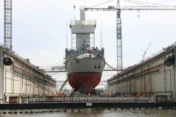 USS REUBEN JAMES 1/350 Academy  Usssom10