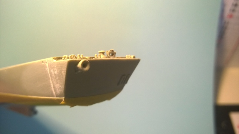 USS REUBEN JAMES 1/350 Academy  Wp_20130