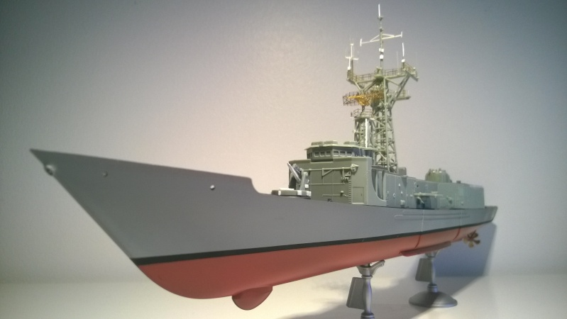 USS REUBEN JAMES 1/350 Academy  - Page 2 Wp_20180