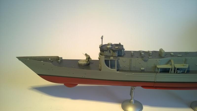 USS REUBEN JAMES 1/350 Academy  - Page 2 Wp_20183