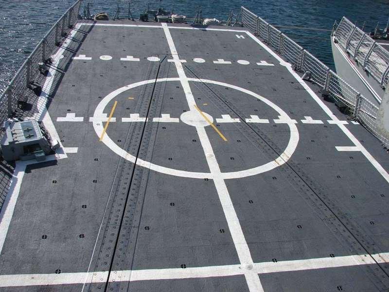 USS REUBEN JAMES 1/350 Academy  Zzz-2c11