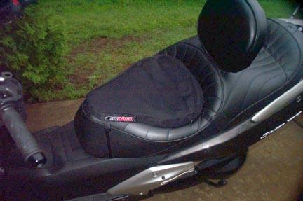 AirHawk seat cushion Airhaw10