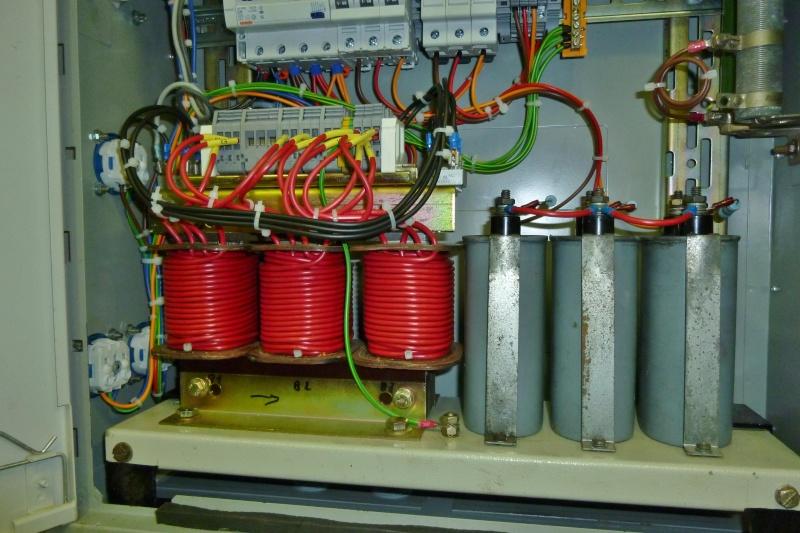 Modification de la régulation d'un alternateur TRI 5kVA à induit tournant Ge_5kv16