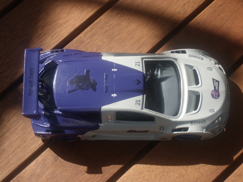 A vendre Mégane Trophy 1/24 VENDU Dsci1413