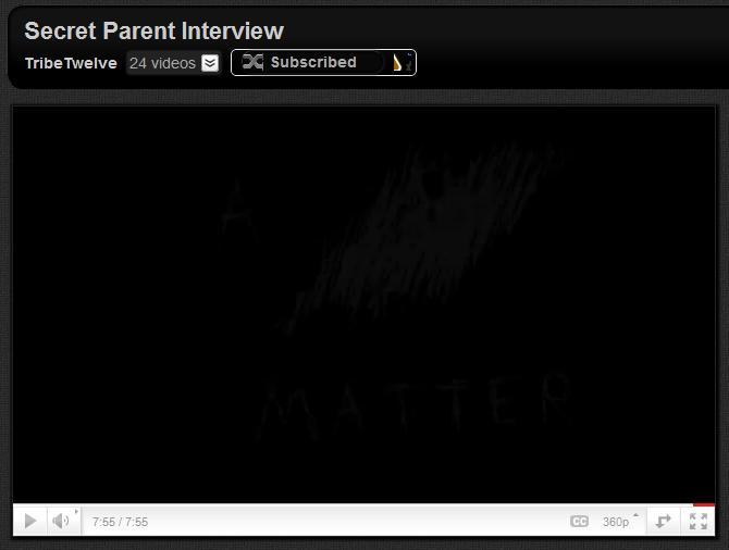 Secret Parent Interview Seekar11