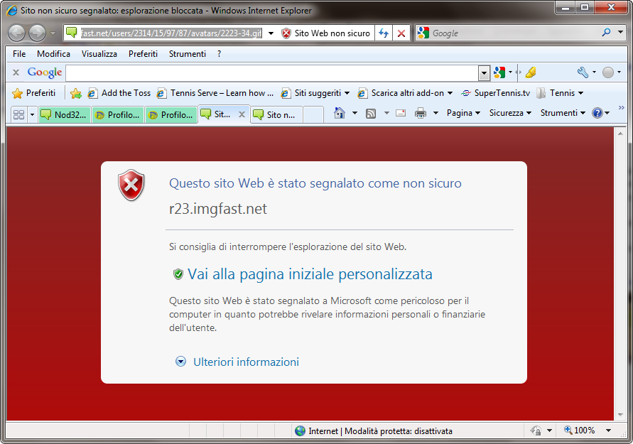 Nod32 impazzito o virus su AntiTroll??? 25-02-10