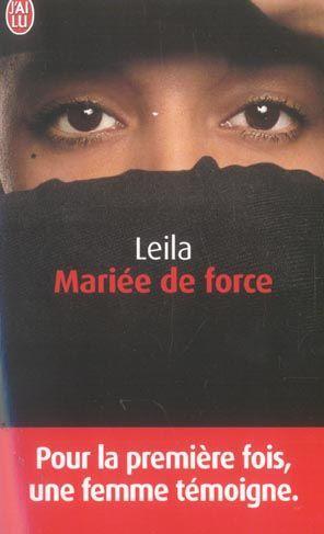 MARIÉE DE FORCE de Leïla 48661811