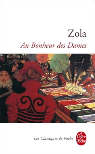 AU BONHEUR DES DAMES d'Emile Zola 97822510