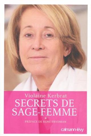 SECRETS DE SAGE-FEMME de Violaine Kerbrat 97827010