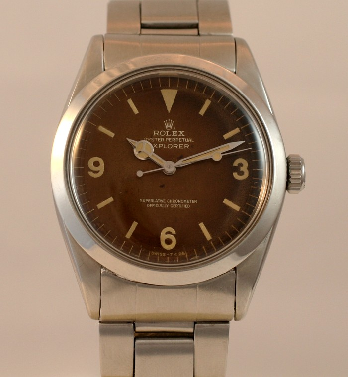 (Vends) Rolex ExplorerRéf : 1016 Img_4710
