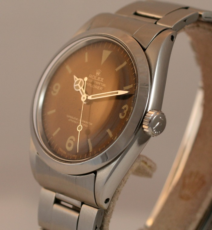 (Vends) Rolex ExplorerRéf : 1016 Img_4712