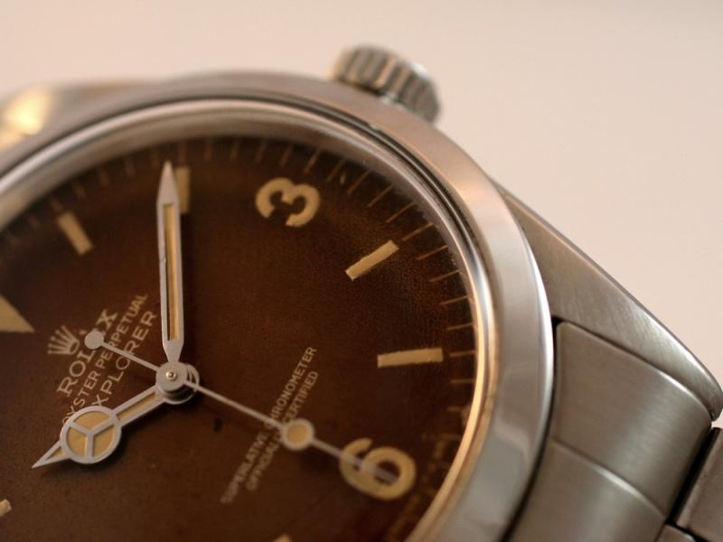 (Vends) Rolex ExplorerRéf : 1016 Img_4716