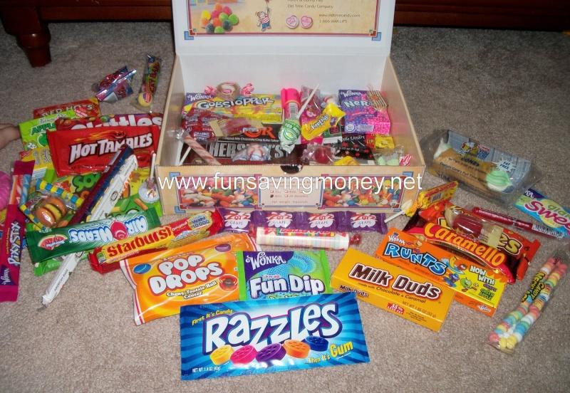 Les bonbons de ma jeunesse. - Page 4 20110110