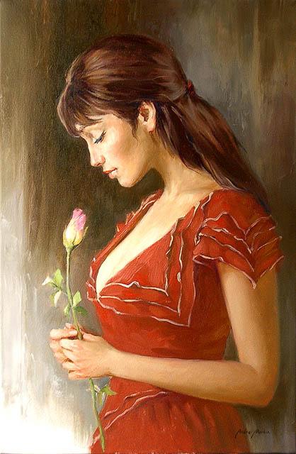 La  FEMME  dans  l' ART - Page 38 8891b310
