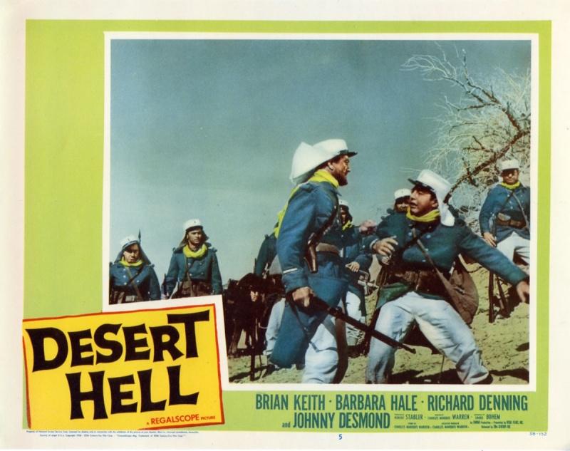 MARABOUT DES FILMS DE CINEMA  Desert10