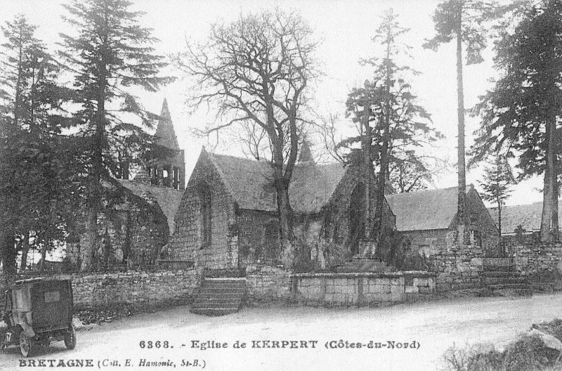 Cartes postales ville,villagescpa par odre alphabétique. - Page 2 Eglise11