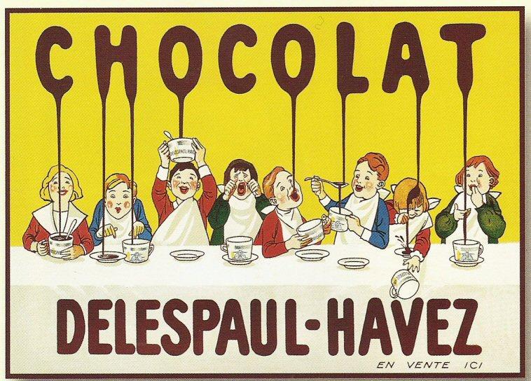 Les affiches du temps passé quand la pub s'appelait réclame .. - Page 6 Havez-10