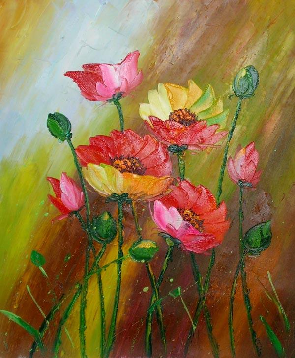 Les FLEURS  dans  L'ART - Page 37 Hs286010