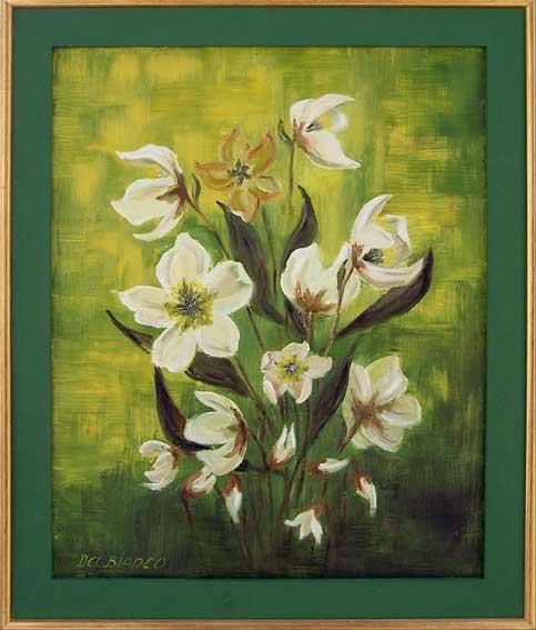 Les FLEURS  dans  L'ART - Page 36 Peintu14